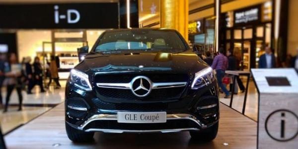 Mercedes και Smart  στο Mediterranean Cosmos