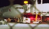 Boeing 767 έπεσε σε κενό αέρος