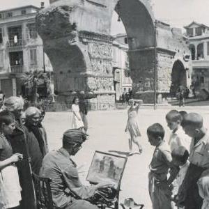 Αναπαραστάσεις της Κατοχής: φωτογραφία, ιστορία, μνήμη