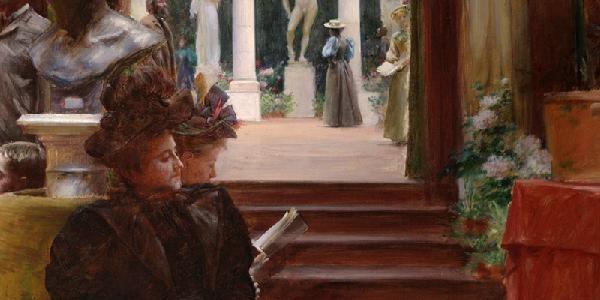 Διάλεξη: Wall to Wall: Zones of Artistic Engagement in Late 19th Century America