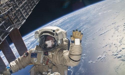 Ιστορικό ρεκόρ για τον Διεθνή Διαστημικό Σταθμό