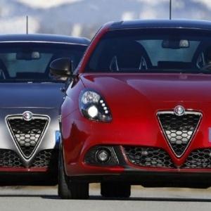 Nέα Alfa Romeo Giulietta
