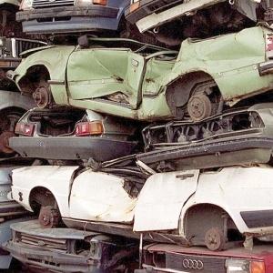 Που πάνε τα αυτοκίνητα της απόσυρσης?