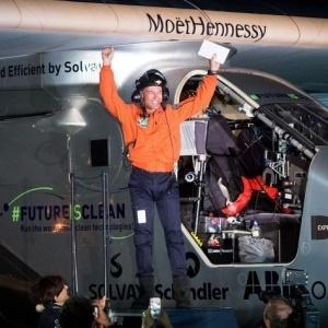 Το Solar Impulse 2 ολοκλήρωσε  υπερατλαντική πτήση