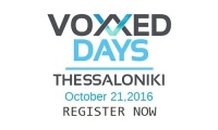 VOXXED Days THESSALONIKI