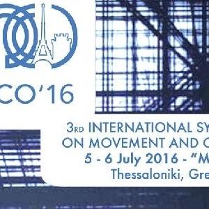 3ο διεθνές συμπόσιο International Workshop on Movement and Computing (MOCO)