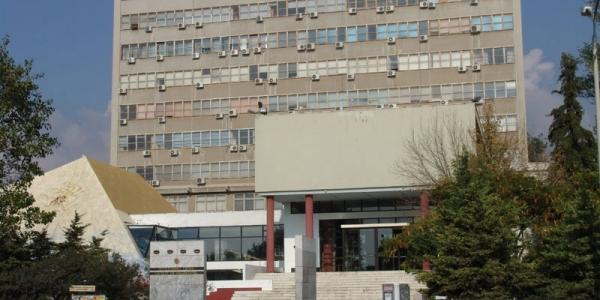Κατάληψη της πανεπιστημιούπολης του ΑΠΘ  από  μέλη του διεθνούς κινήματος «No Borders»