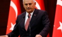 Turkish prime minister says attempted coup underway, calls for calm