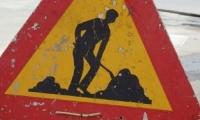 Εκτελούμενες εργασίες σε οδούς της Θεσσαλονίκης