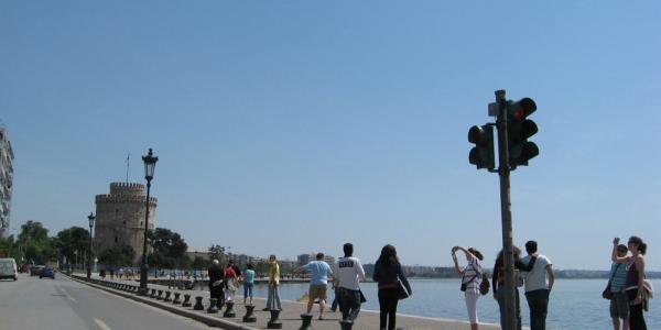 Παροδικές νεφώσεις σήμερα στη Θεσσαλονίκη