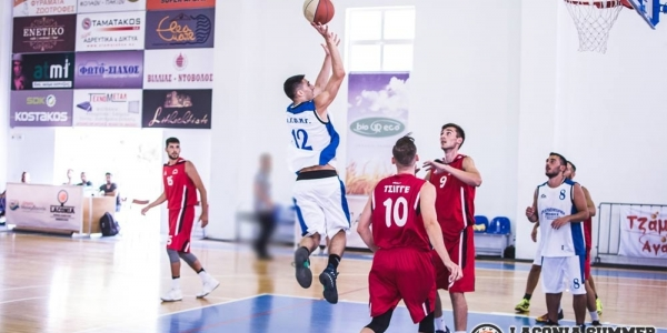 Ώρα Final 4 για το 3ο Laconia Summer Basketour