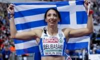 Ασημένια η Μαρία Μπελιμπασάκη στο Πανευρωπαϊκό Πρωτάθλημα Στίβου