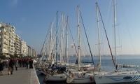 Αίθριος  ο καιρός σήμερα Δευτέρα στη Θεσσαλονίκη