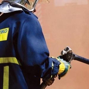 Φωτιά σε οικόπεδο στην ΒΙΠΕ Σίνδου