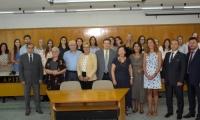 Με υποτρόφους του προγράμματος «Ιάσων» συναντήθηκε ο Πρύτανης του ΑΠΘ