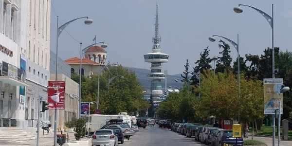Ο καιρός σήμερα Παρασκευή στη Θεσσαλονίκη