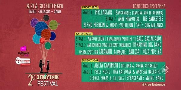 2nd Thessaloniki Sputnik Festival