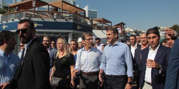 Υπέρ της ανάπλασης του Εκθεσιακού Κέντρου Θεσσαλονίκης ο  Μητσοτάκης