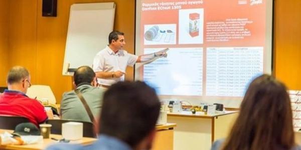 Παρουσίαση θερμαντικών λύσεων  Purmo / ESBE / Danfoss