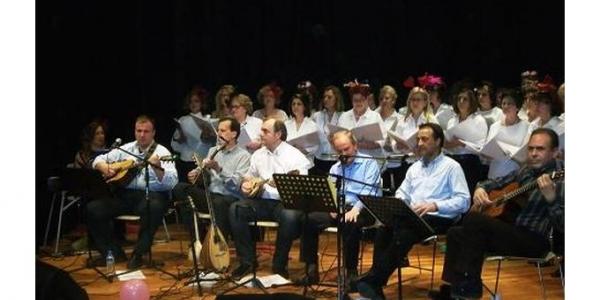 Μουσική Λαϊκή βραδιά  στη Ν.Ραιδεστό