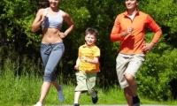 1ο Family Run + Fun