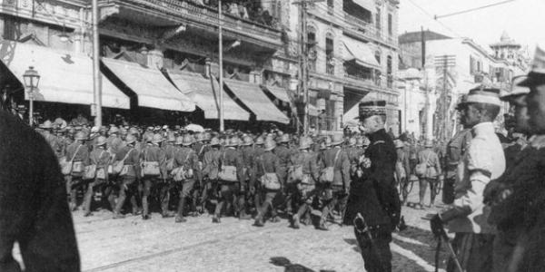Το Μακεδονικό Μέτωπο και οι Γάλλοι στρατιώτες της Θεσσαλονίκης