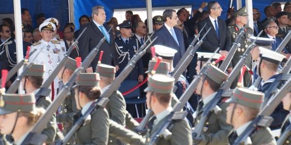 Ο Υπουργός Εθνικής Άμυνας σε εκδηλώσεις στη Λευκωσία