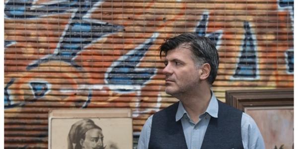Ο Φοίβος Δεληβοριάς πρέσβης του Φεστιβάλ Κινηματογράφου Θεσσαλονίκης