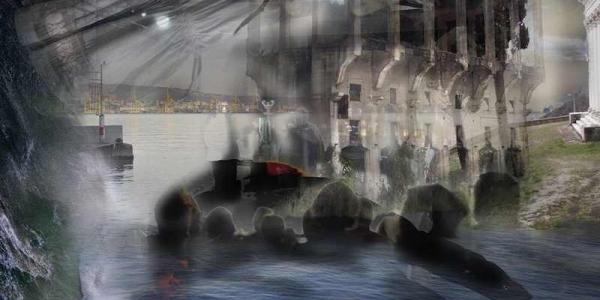 Έκθεση 'Η Πόλη μου: Η Ευρώπη' στο Γενί Τζαμί