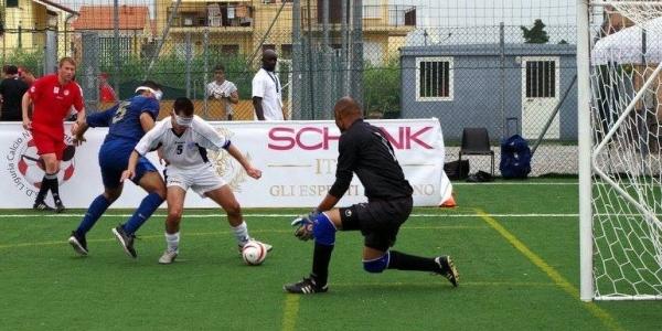 Διεθνές τουρνουά ποδοσφαίρου τυφλών στη Θεσσαλονίκη