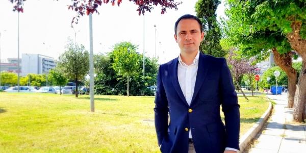 Ιωάννης Νασιούλας, ανεξάρτητος υποψήφιος Δήμαρχος Θεσσαλονίκης