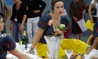 Εικαστική Performance με τίτλο «Snow white» (Χιονάτη) από την Γαλλίδα Catherine Baÿ
