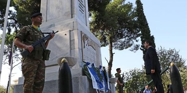 Τζιτζικώστας:  Οφείλουμε να υπενθυμίζουμε ότι η Μακεδονία είναι μία και είναι ελληνική