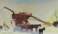 Εκθεση με έργα του Κώστα Καραμπουκούκη στη Χαλάστρα