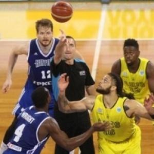 FIBA Europe Cup: Άρης-Κατάγια 70-79
