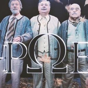 Ήρωες του Gerald Sibleyras στο Θέατρο Αριστοτέλειον για λίγες παραστάσεις
