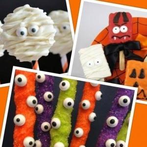 Halloween Ζαχαροπλαστείο για παιδιά από 6– 12 ετών