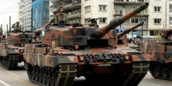 Κλειστή η Ε.Ο. Θεσσαλονίκης - Ν. Μουδανιών λόγω δοκιμαστικής παρέλασης