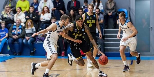 Την πρώτη του νίκη στο FIBA Europe Cup πέτυχε ο ΑΡΗΣ επί της BC Dnipro