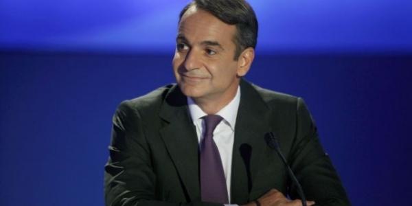 Στη Θεσσαλονίκη ο πρόεδρος της Νέας Δημοκρατίας