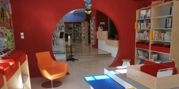 Νοέμβριος στην Περιφερειακή Βιβλιοθήκη Χαριλάου