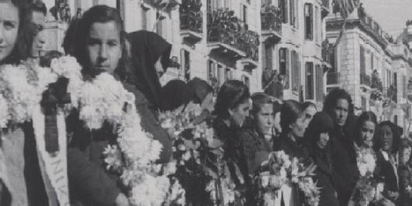 Εορτασμός επετείου απελευθέρωσης της Θεσσαλονίκης από τον ΕΛΑΣ