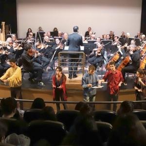 Συνεχίζεται το πρόγραμμα 'Μουσική παιδεία στα σχολεία'