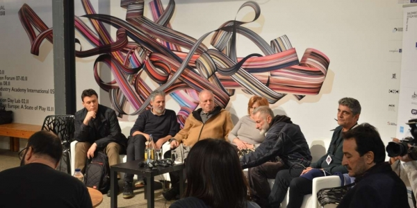 Αποτέλεσμα εικόνας για 59ο Φεστιβάλ Κινηματογράφου Θεσσαλονίκης Συζήτηση για «Το ελληνικό queer σινεμά: μια προφορική ιστορία»