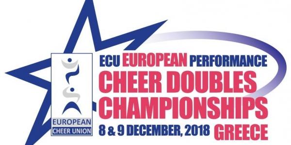 Το Ευρωπαϊκό Πρωτάθλημα Cheerleading Ζευγαριών στο Κλειστό Γυμναστήριο Tae Kwon Do