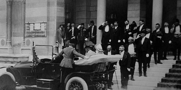 «Σεράγεβο 1914 – Μου είναι μικρός αυτός ο τάφος»