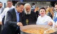 Το «Λεωφορείο της Μακεδονικής Κουζίνας»  ξεκίνησε το ταξίδι του στην Ευρώπη