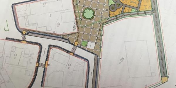 Ανάπλαση της κεντρικής πλατείας της Δημοτικής Κοινότητας Καρδίας