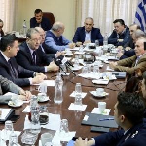 Σύσκεψη για την αντιμετώπιση του παρεμπορίου πραγματοποιήθηκε σήμερα στη Θεσσαλονίκη