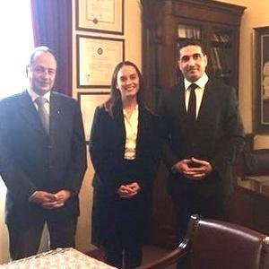Ο Γενικός Πρόξενος της Κύπρου στο Μουσείο Μακεδονικού Αγώνα
